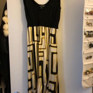 Cute dress XS Bebe
